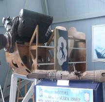 SPAD S VII avion As  F. Baracca  Bracciano