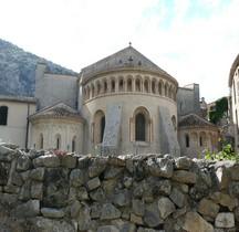 Hérault St Guilhem le Désert Abbatiale