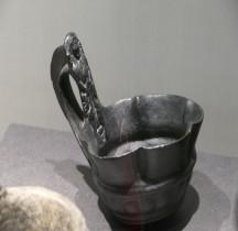 Etrurie Céramique Kyathos Polylobe Marseille Vieille Charité