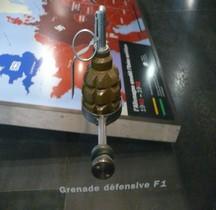 2°GM 1942 Grenade F1