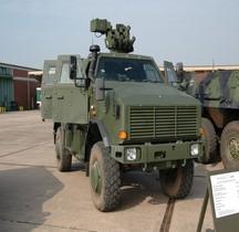 Dingo 2 Bodenüberwachungsradar (BÜR)