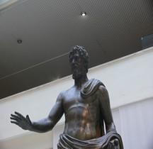 Statuaire Empereur avec tête de Septime Sévère Bruxelles
