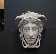 Rome Medusa Rondanini Munich Copie Montpellier
