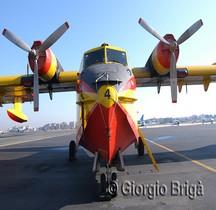 Canadair CL 215 Corpo Forestale dello Stato