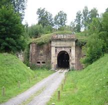 Vosges Sanchey Batterie de Sanchey Fort Perinot
