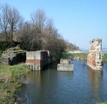 Serbie Kladovo Pont Romain de Trajan