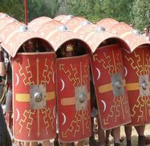 Legion Manoeuvres Militaires Testudo Legio VIII Augusta Arles