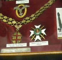 Slovaquie Slovakiska segerkorset Croix Victoire Militaire Londres