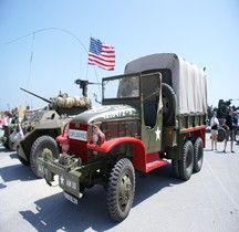 GMC CCKW 352  Chassis Court 168th Engineer Battalion Le canet 2015