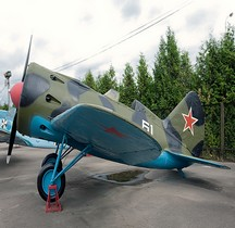 Polikarpov I  16  Ishak Moscou
