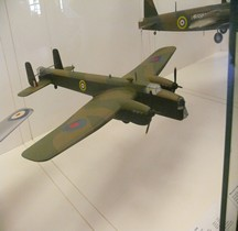 Armstrong Whitwoth Whitley V Maquette