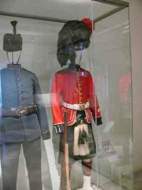 1914  42e Highlander BlackWatch Invalides