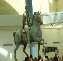 Statuaire Rome Statue Marc Aurele Rome Capitole