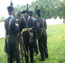 Brunswick 1815 Herzoglich Braunschweigisches Korps Waterloo 2010