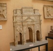 Vaucluse Orange Arc de Triomphe Maquette Rome EUR