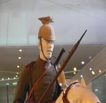 1914 Allemagne Cavalerie Litthauisches Ulanen-Regiment Nr. 12  Meaux