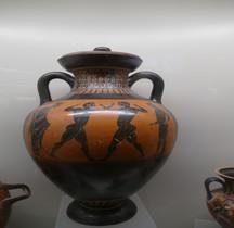 Grèce Attique Amphore Peintre Antimenes  Rome MNE
