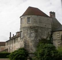 Oise Senlis Remparts Romains Chateau Comtal
