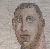Mosaïque Rome Italie  Le Boxeur Thermes Caracalla Rome