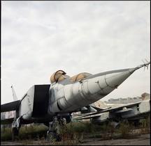 MiG 25 U Foxbat