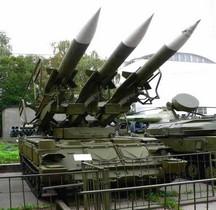 Missile Sol Air 2K12
