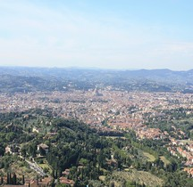 .Florence Panorama Vue de Fiesole