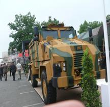 BMC 350 16 Z  MRAP Eurosatory 2010