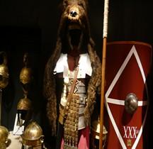 Legion Porte enseigne Aquilifer  Armure  Newstead  Rome Gladiator Museum