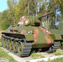 T 34 /76 modèle 1941 Kubinka