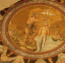 Ravenne Baptistère des Orthodoxes ou Néonien