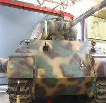 Panther Ausf A Befehlspanzer Munster