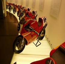 Bologna Ducati Musée Salle des Motos
