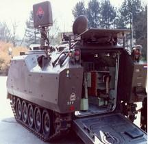 YPR-765 PRRDR Pantser Rups Radar