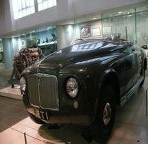 Rover JET 1 Turbine Car  1950 Londres