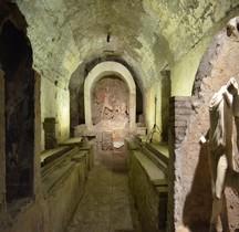 Rome Mithraeum Rione Ripa Mithraeum Chiesa di Santa Prisca