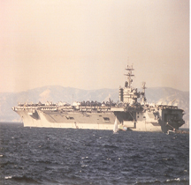 Porte avions USS Theodore Roosevelt CVN-71