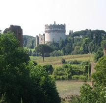 Rome Via Appia Tomba Cecilia Metella