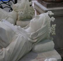 Seine St Denis St Denis Basilique 3.02.2 Constance d'Arles Gisant