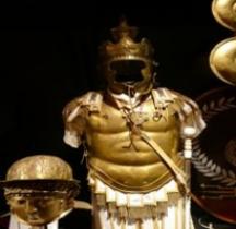 3.1 Legion Cavalerie Officier Haut Empire IIe siècle Ap JC  Rome Gladiator Museum