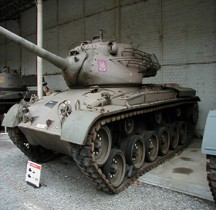 Char Moyen M 47 Patton Bruxelles