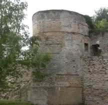 Oise Senlis Remparts Romains