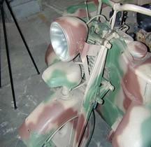 Kleines Kettenkraftrad HK 101 SdKfz 2 Saumur