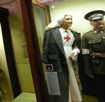 1914 Red Cross Nurse Bruxelles