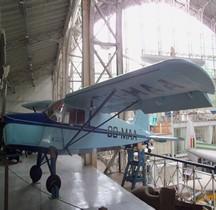 SAI KZ-III U-2 Bruxelles MRA