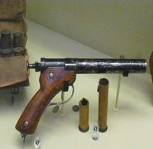 Leuchtpistole Mod. Kommandantur Lille 1915 Bruxelles