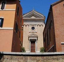 Rome Rione Ripa  Chiesa di Santa Prisca