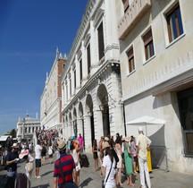 Venise Palazzo delle Prigionni Exterieur