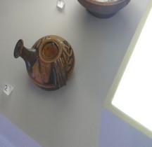 Etrurie Céramique Oxys Récipient à Vinaigre Ferrare