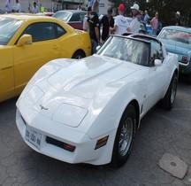 Chevrolet Corvette Stingray C3 1980 Marsillargues 2019