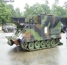 M 113 M 577 A 1  Gefechtsstandfahrzeug